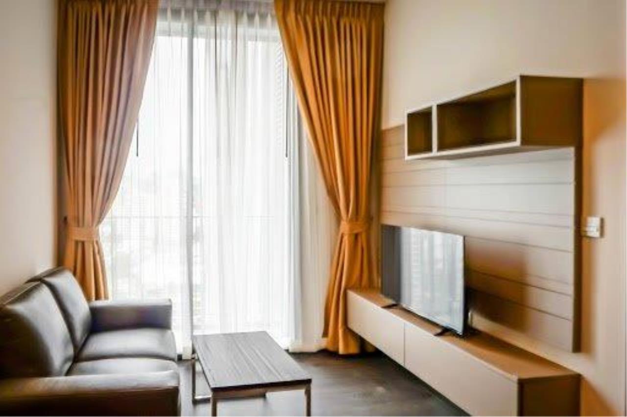 Edge Sukhumvit 23 / Condo For Sale / 1 Bedroom / 30 SQM / BTS Asok / Bangkok