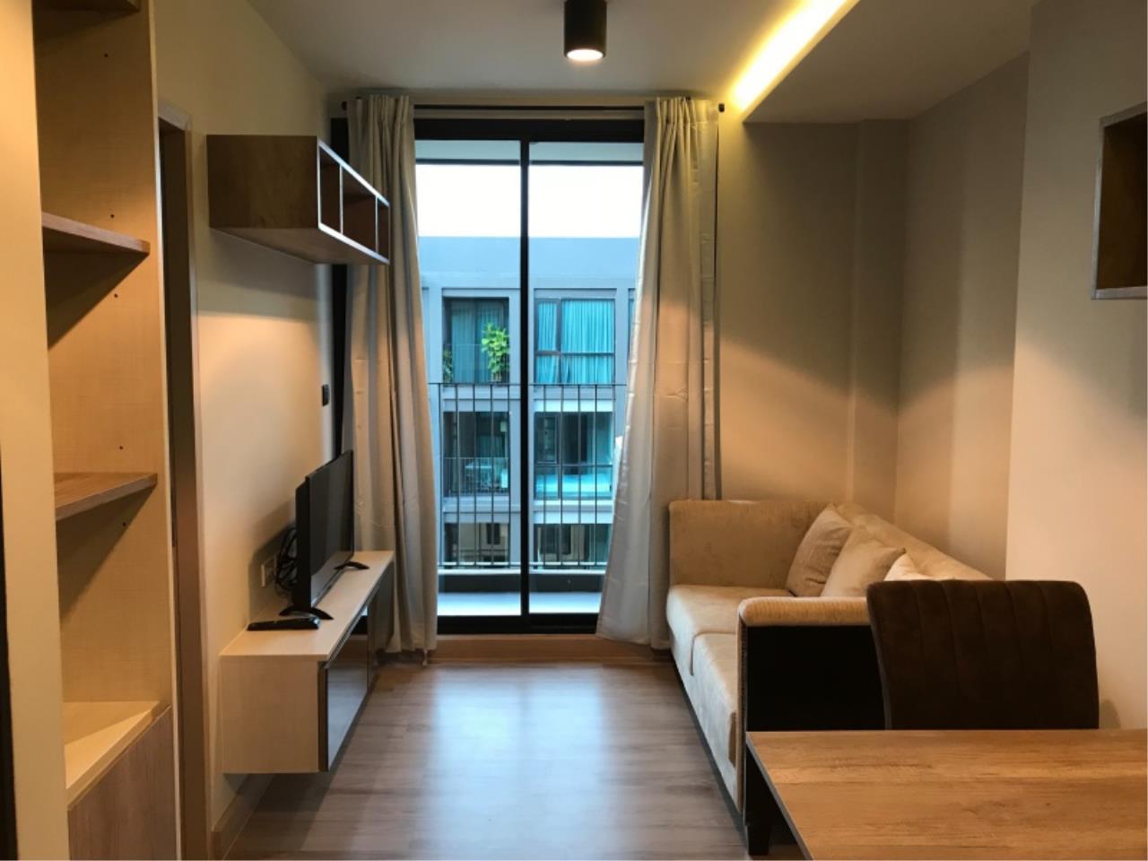 Century21 Skylux Agency's The Unique Sukhumvit 62/1 / Condo For Sale / 1 Bedroom / 33 SQM / BTS Bang Chak / Bangkok 1