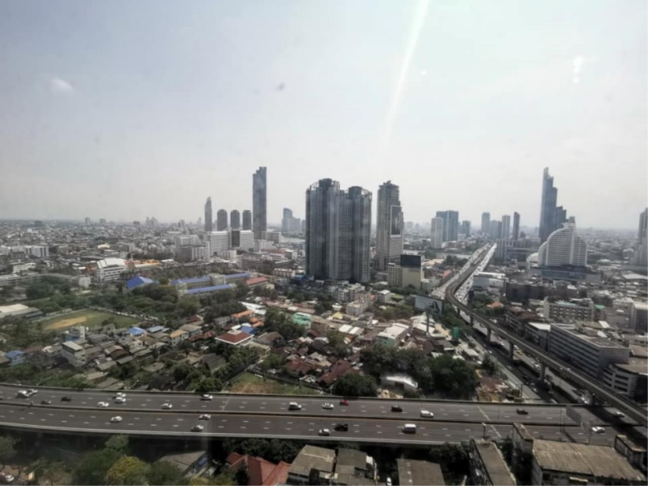 Century21 Skylux Agency's The Bangkok Sathorn / Condo For Rent / 1 Bedroom / 65 SQM / BTS Surasak / Bangkok 9