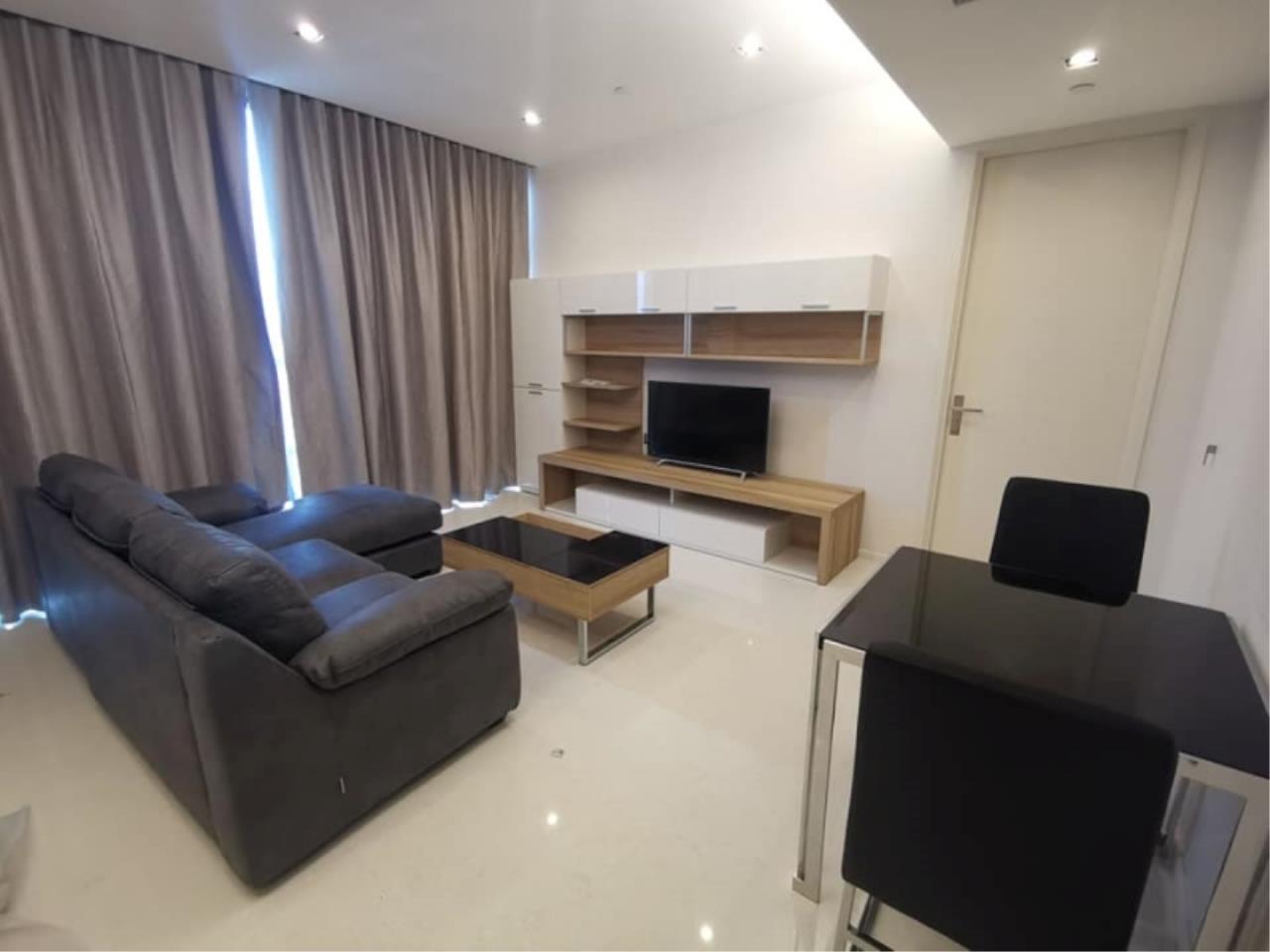 Century21 Skylux Agency's The Bangkok Sathorn / Condo For Rent / 1 Bedroom / 65 SQM / BTS Surasak / Bangkok 4