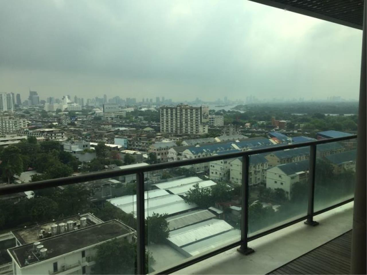 Century21 Skylux Agency's The Lofts Yennakart / Condo For Sale / 2 Bedroom / 94 SQM / BTS Chong Nonsi / Bangkok 10