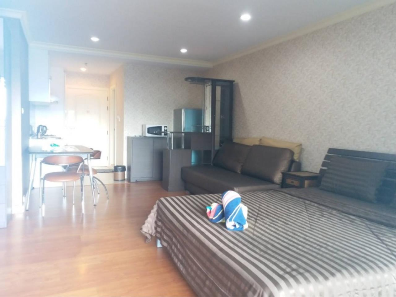 Century21 Skylux Agency's Grand Park View / Condo For Rent / 1 Bedroom / 42 SQM / BTS Asok / Bangkok 1