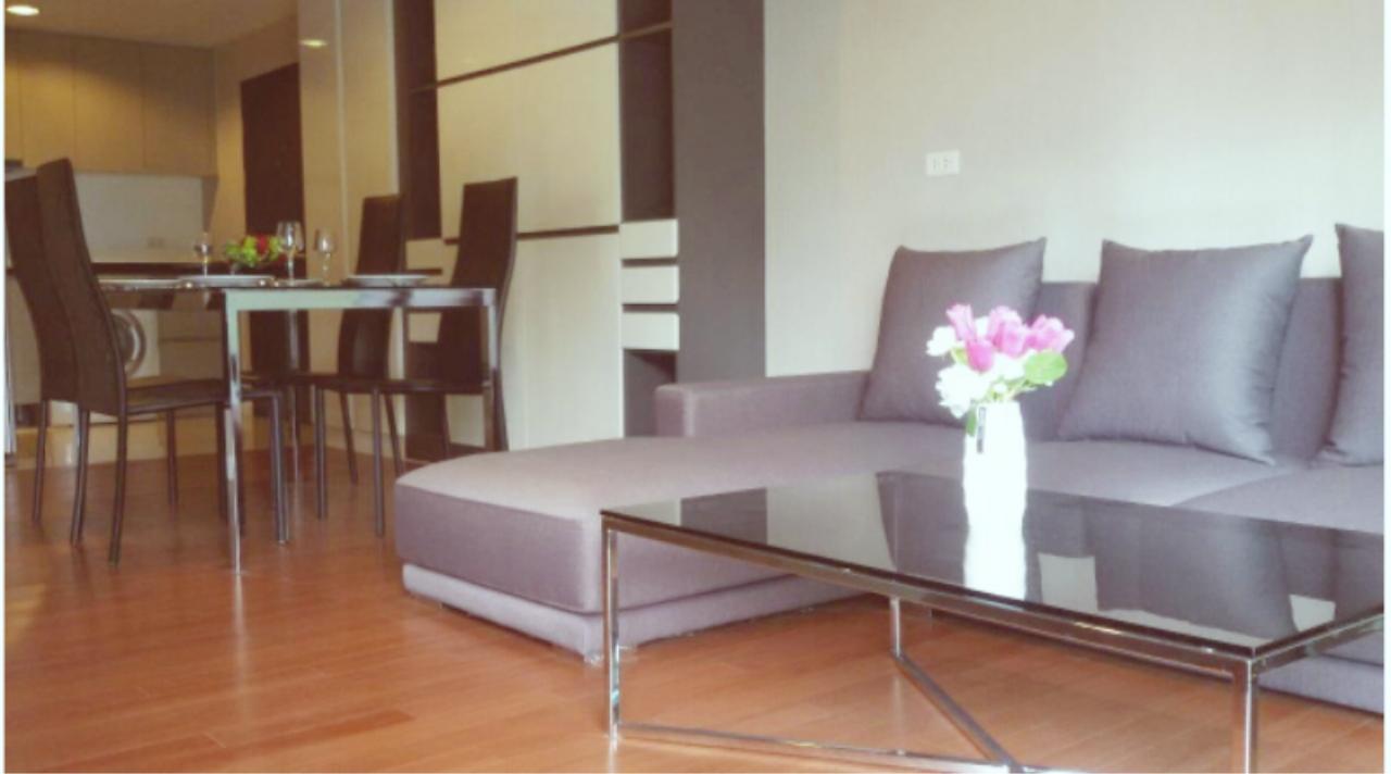 Century21 Skylux Agency's Belle Avenue Ratchada-Rama 9 / Condo For Rent / 2 Bedroom / 53 SQM / MRT Phra Ram 9 / Bangkok 1