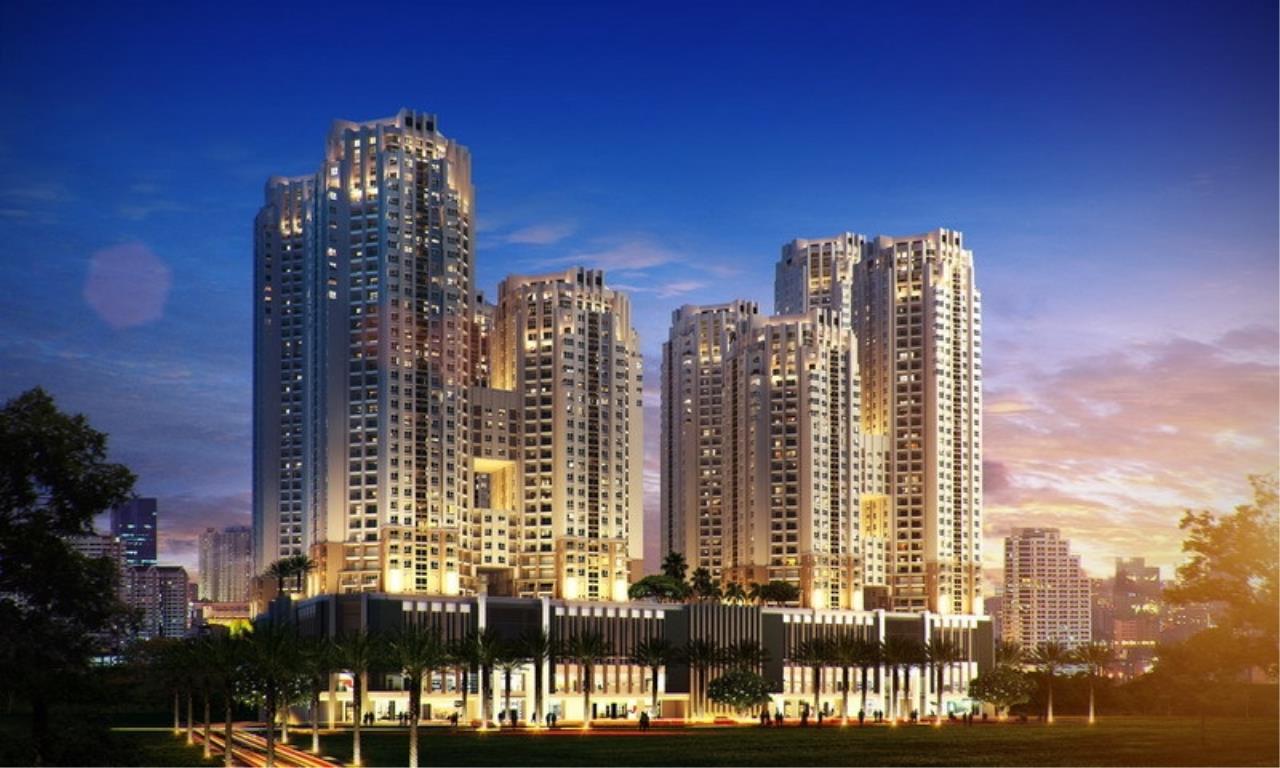 Century21 Skylux Agency's Belle Avenue Ratchada-Rama 9 / Condo For Rent / 2 Bedroom / 53 SQM / MRT Phra Ram 9 / Bangkok 4