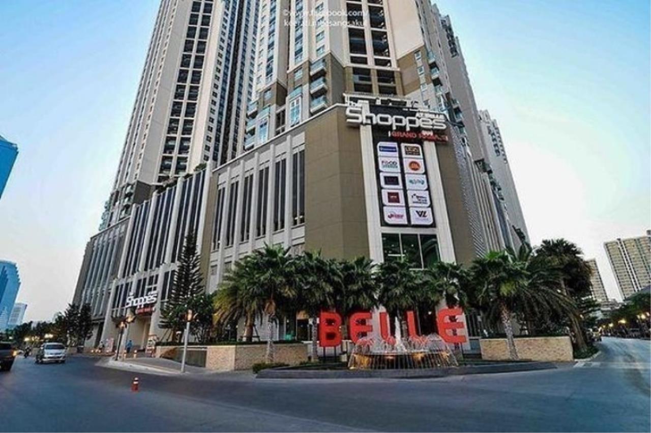 Century21 Skylux Agency's Belle Avenue Ratchada-Rama 9 / Condo For Rent / 2 Bedroom / 53 SQM / MRT Phra Ram 9 / Bangkok 3