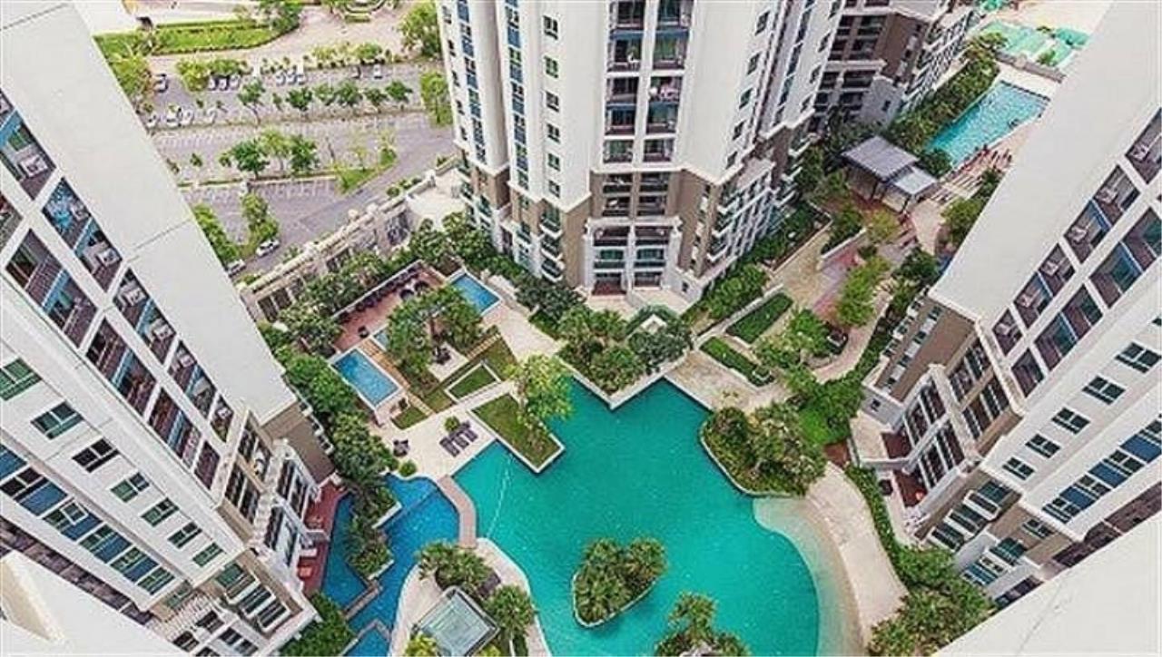 Century21 Skylux Agency's Belle Avenue Ratchada-Rama 9 / Condo For Rent / 2 Bedroom / 53 SQM / MRT Phra Ram 9 / Bangkok 2