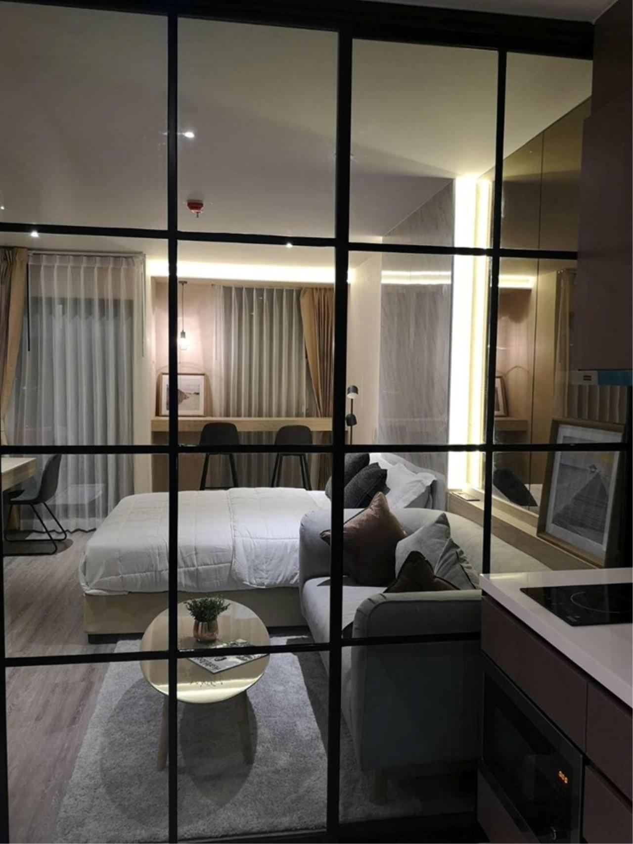 Century21 Skylux Agency's RHYTHM Ekkamai / Condo For Rent / 1 Bedroom / 31 SQM / BTS Ekkamai / Bangkok 7