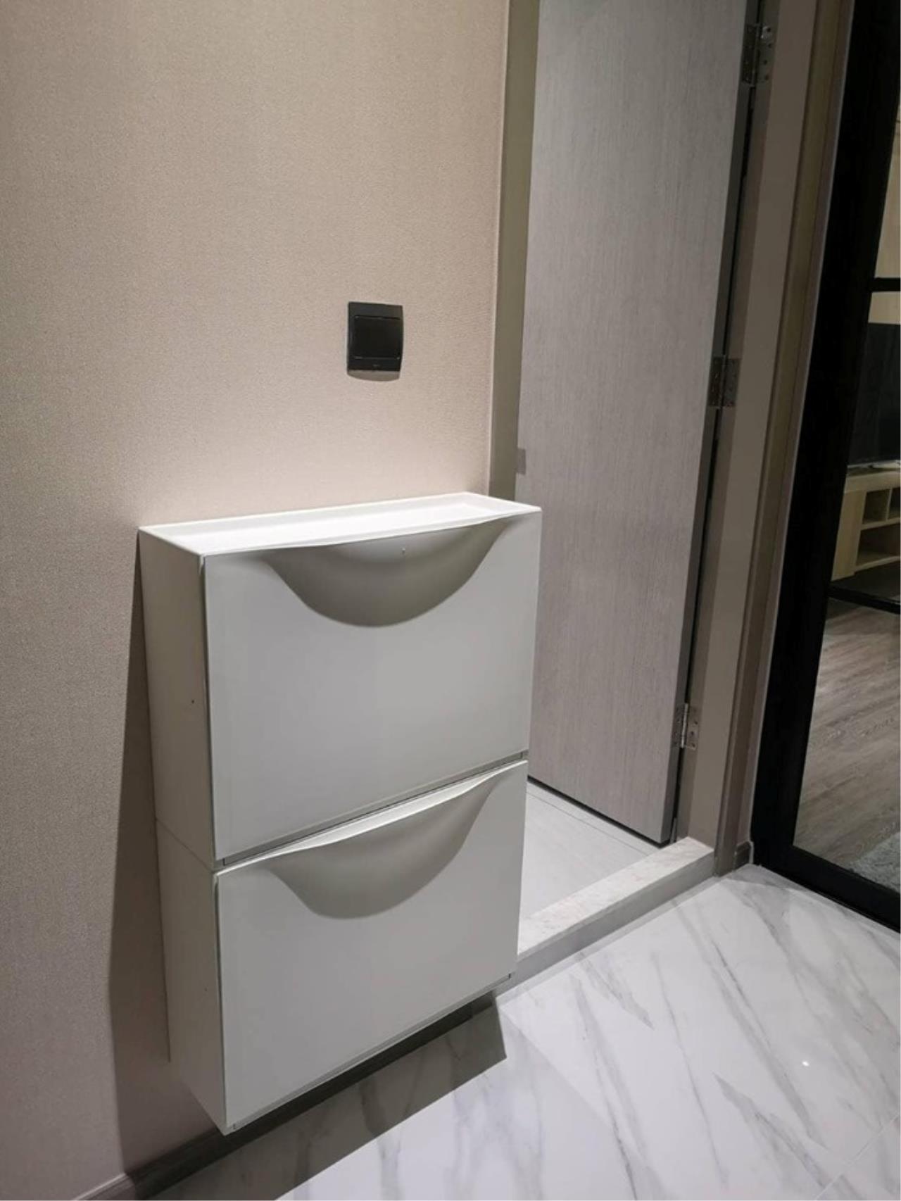 Century21 Skylux Agency's RHYTHM Ekkamai / Condo For Rent / 1 Bedroom / 31 SQM / BTS Ekkamai / Bangkok 9