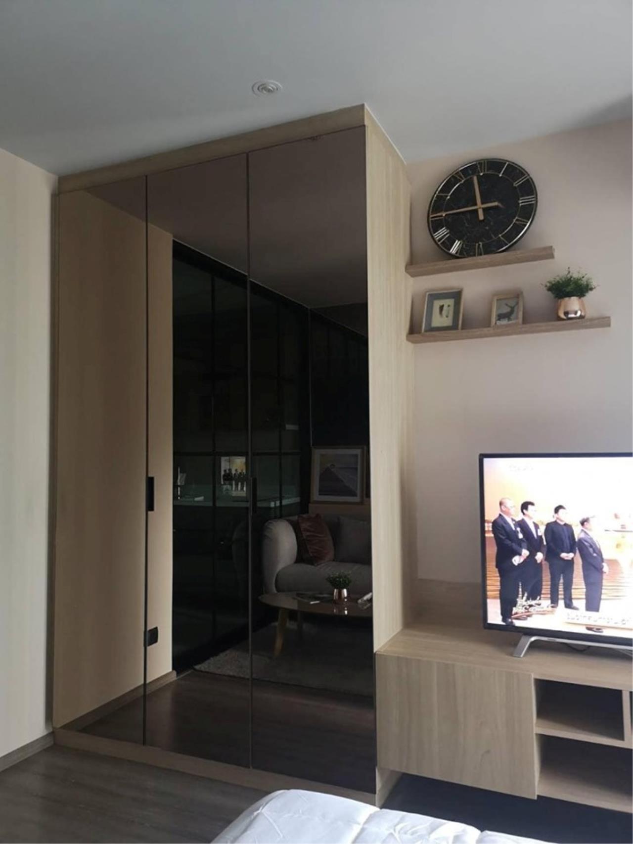Century21 Skylux Agency's RHYTHM Ekkamai / Condo For Rent / 1 Bedroom / 31 SQM / BTS Ekkamai / Bangkok 5