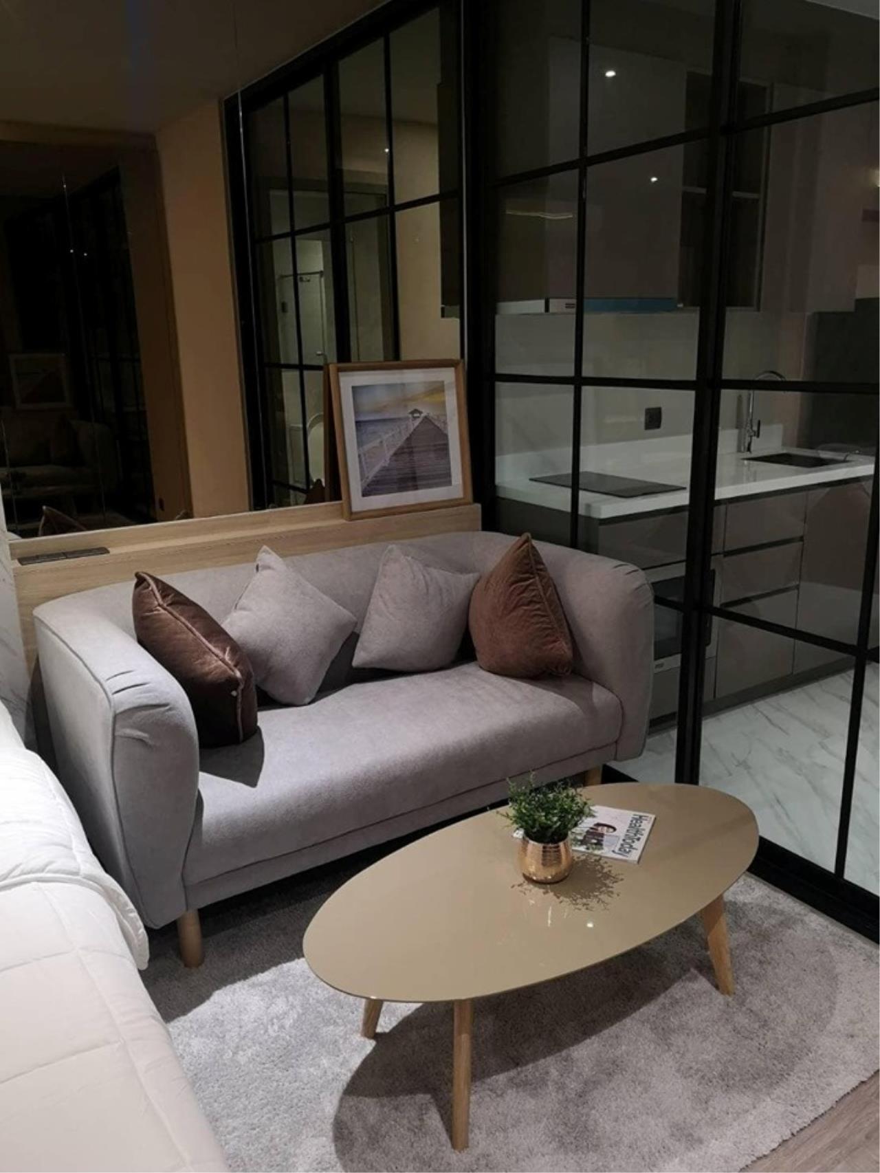 Century21 Skylux Agency's RHYTHM Ekkamai / Condo For Rent / 1 Bedroom / 31 SQM / BTS Ekkamai / Bangkok 4