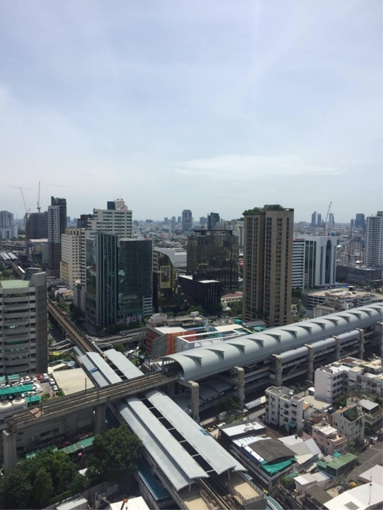 Century21 Skylux Agency's Ideo Q Phayathai / Condo For Rent / 1 Bedroom / 41 SQM / BTS Phaya Thai / Bangkok 7
