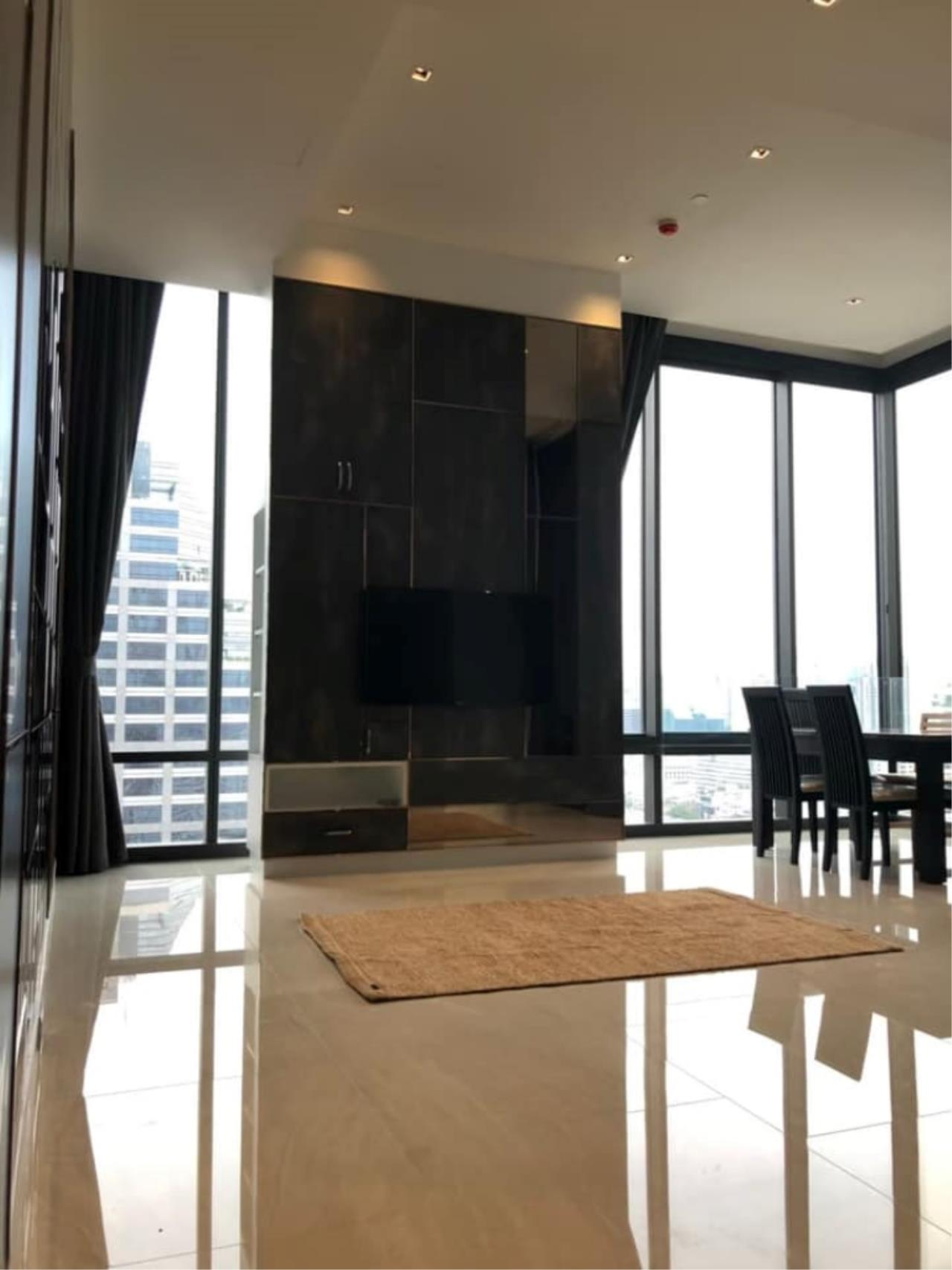 Century21 Skylux Agency's Ashton Silom / Condo For Rent / 2 Bedroom / 86 SQM / BTS Chong Nonsi / Bangkok 4