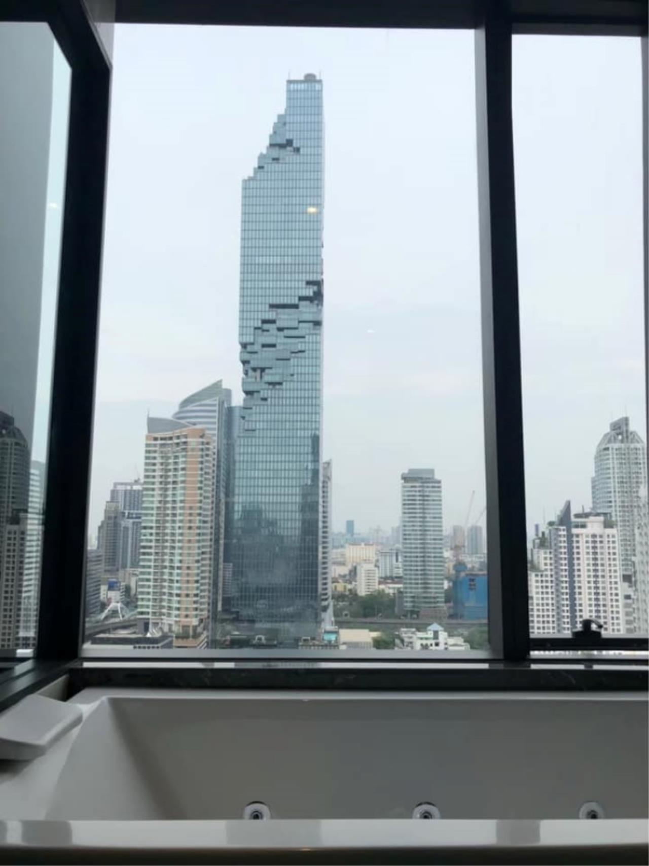 Century21 Skylux Agency's Ashton Silom / Condo For Rent / 2 Bedroom / 86 SQM / BTS Chong Nonsi / Bangkok 6