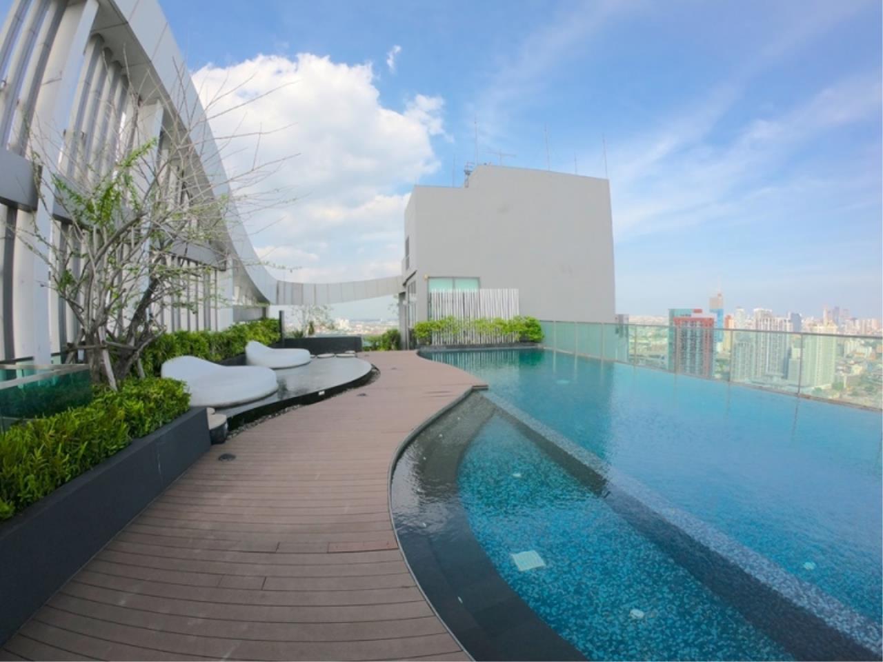 Century21 Skylux Agency's Rhythm Sukhumvit 44/1 / Condo For Sale / 2 Bedroom / 52.2 SQM / BTS Phra Khanong / Bangkok 9