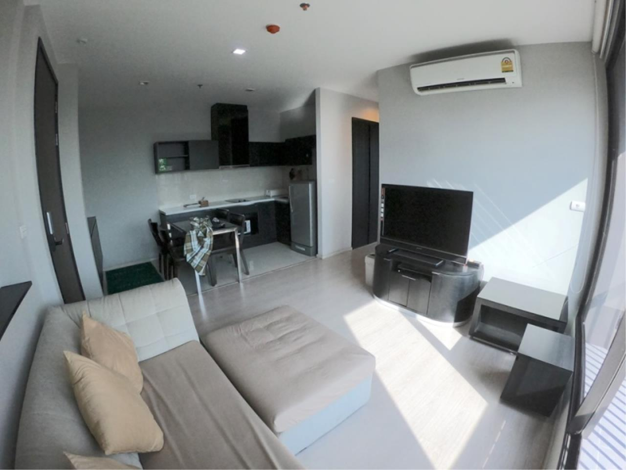 Century21 Skylux Agency's Rhythm Sukhumvit 44/1 / Condo For Sale / 2 Bedroom / 52.2 SQM / BTS Phra Khanong / Bangkok 3