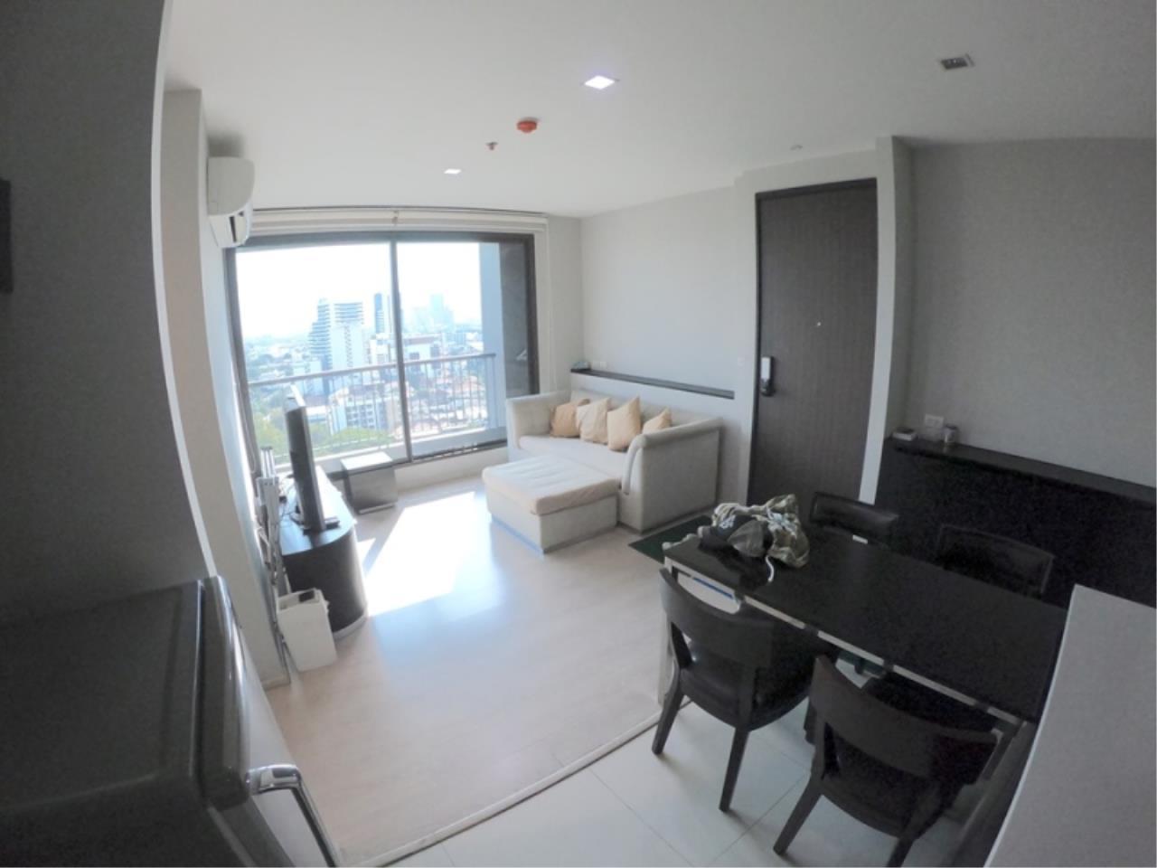 Century21 Skylux Agency's Rhythm Sukhumvit 44/1 / Condo For Sale / 2 Bedroom / 52.2 SQM / BTS Phra Khanong / Bangkok 7
