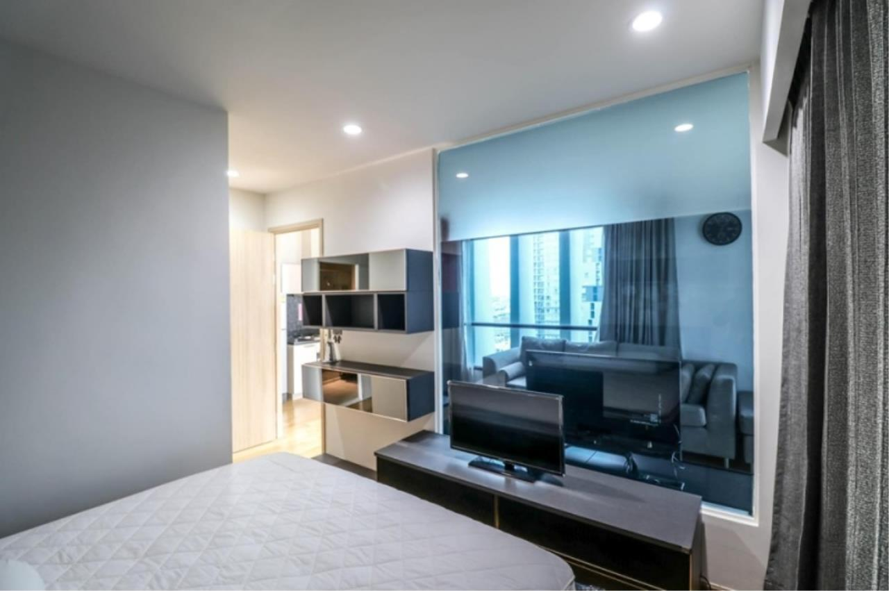 Century21 Skylux Agency's Fuse Sathorn-Taksin / Condo For Sale / 2 Bedroom / 55.95 SQM / BTS Wongwian Yai / Bangkok 7