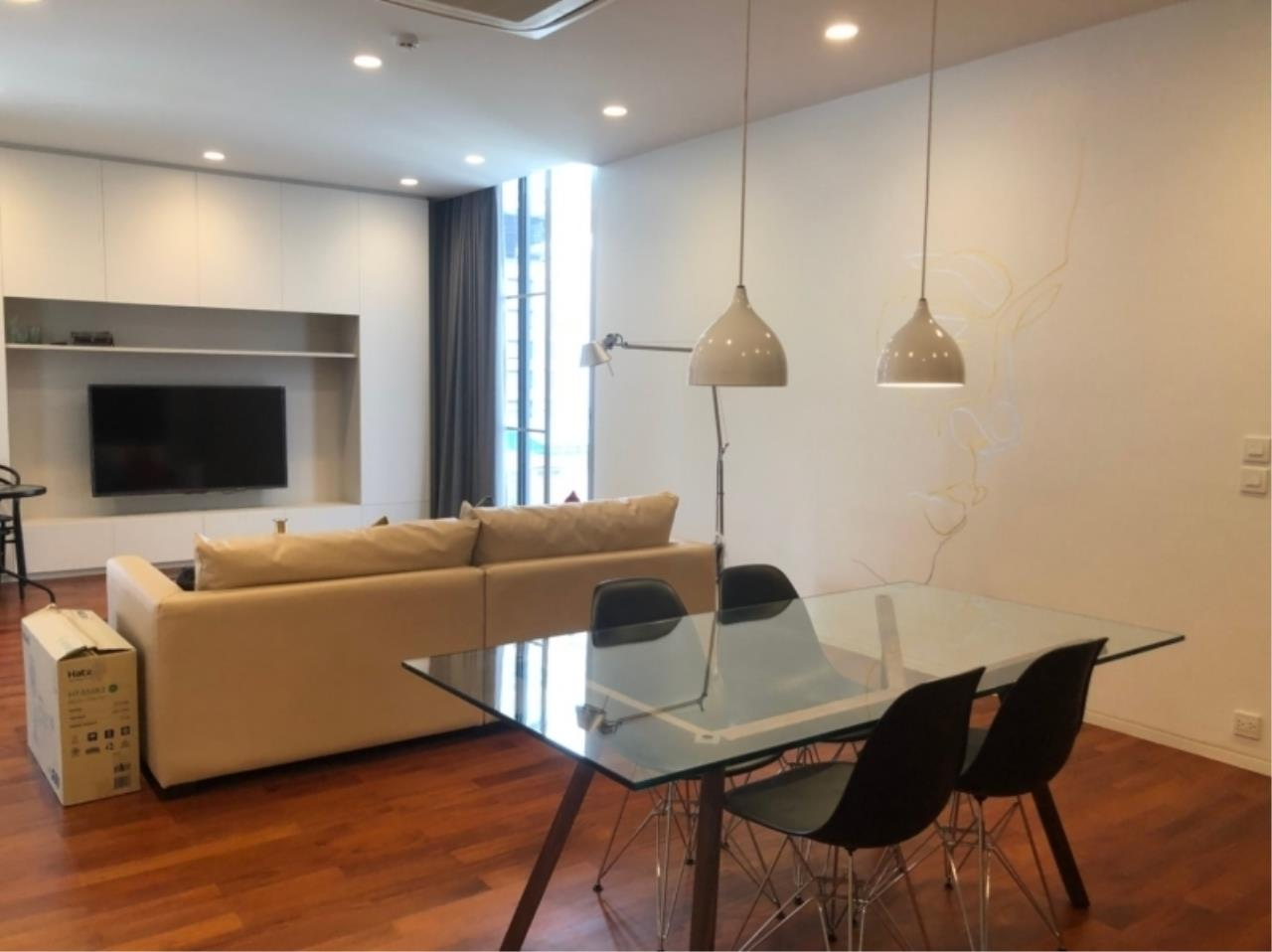 Century21 Skylux Agency's 33 Serviced Apartment / Apartment (Serviced) For Rent / 2 Bedroom / 120 SQM / BTS Asok / Bangkok 6