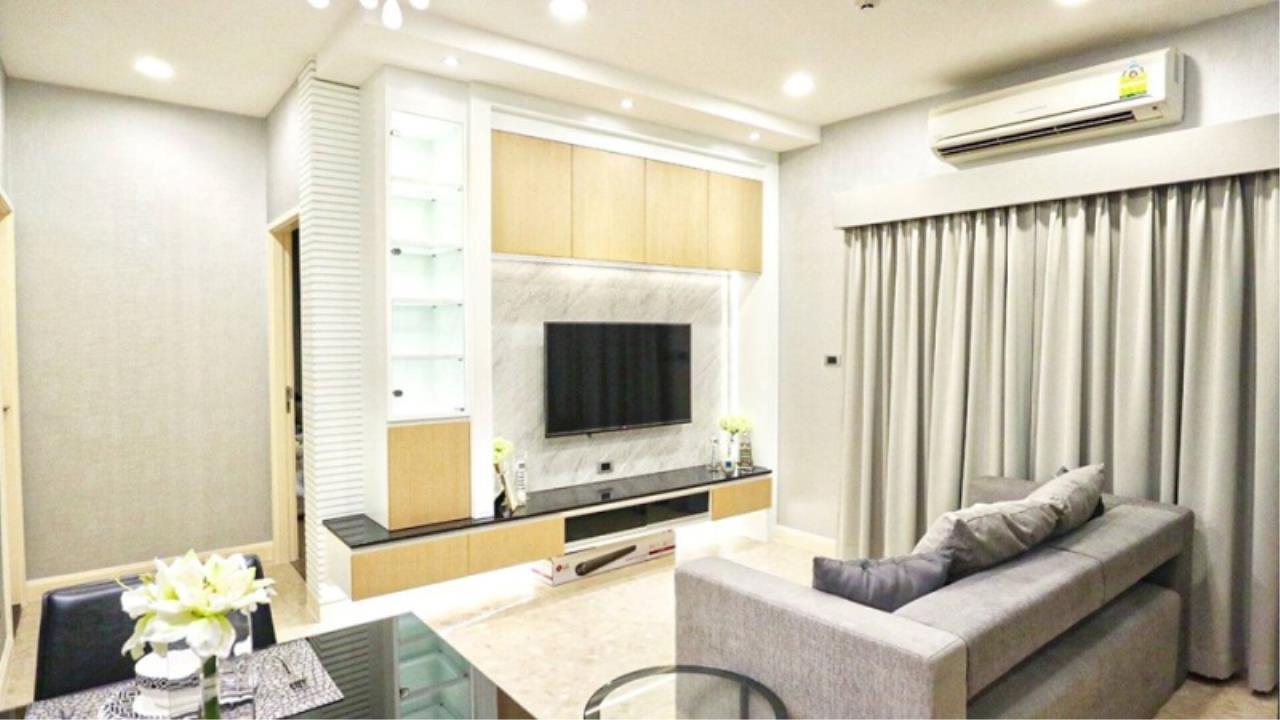 Century21 Skylux Agency's The Crest Sukhumvit 34 / Condo For Sale / 1 Bedroom / 53 SQM / BTS Thong Lo / Bangkok 1