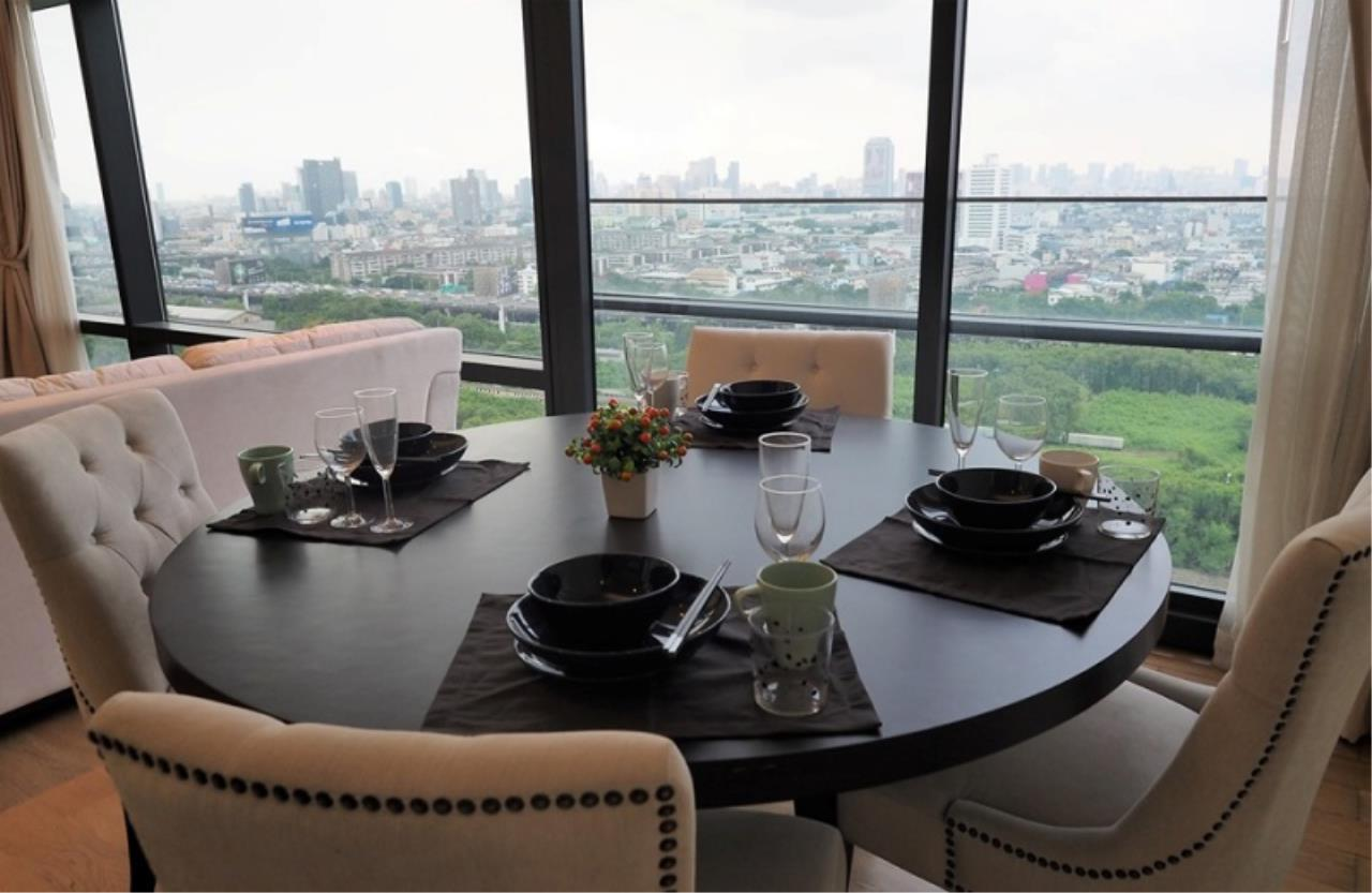 Century21 Skylux Agency's Circle Living Prototype / Condo For Rent / 2 Bedroom / 83.12 SQM / MRT Phetchaburi / Bangkok 5