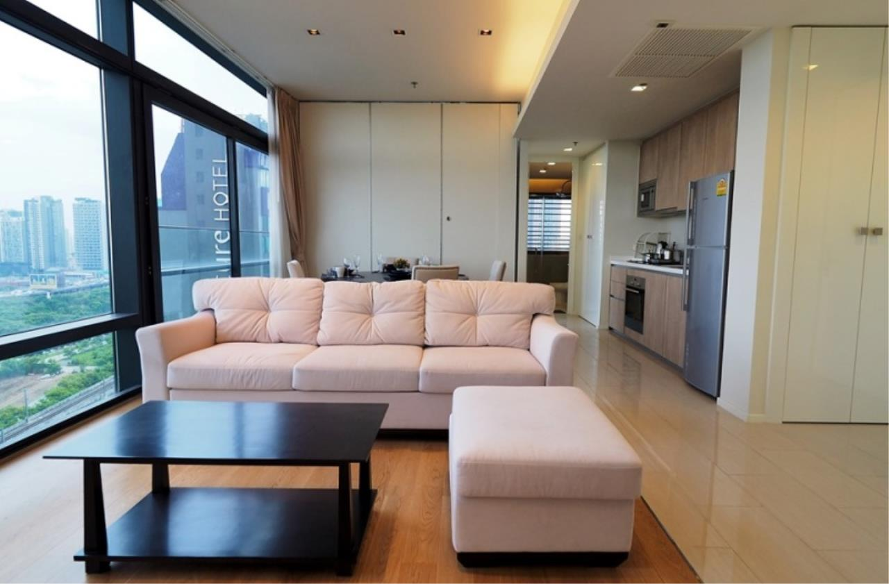 Century21 Skylux Agency's Circle Living Prototype / Condo For Rent / 2 Bedroom / 83.12 SQM / MRT Phetchaburi / Bangkok 1