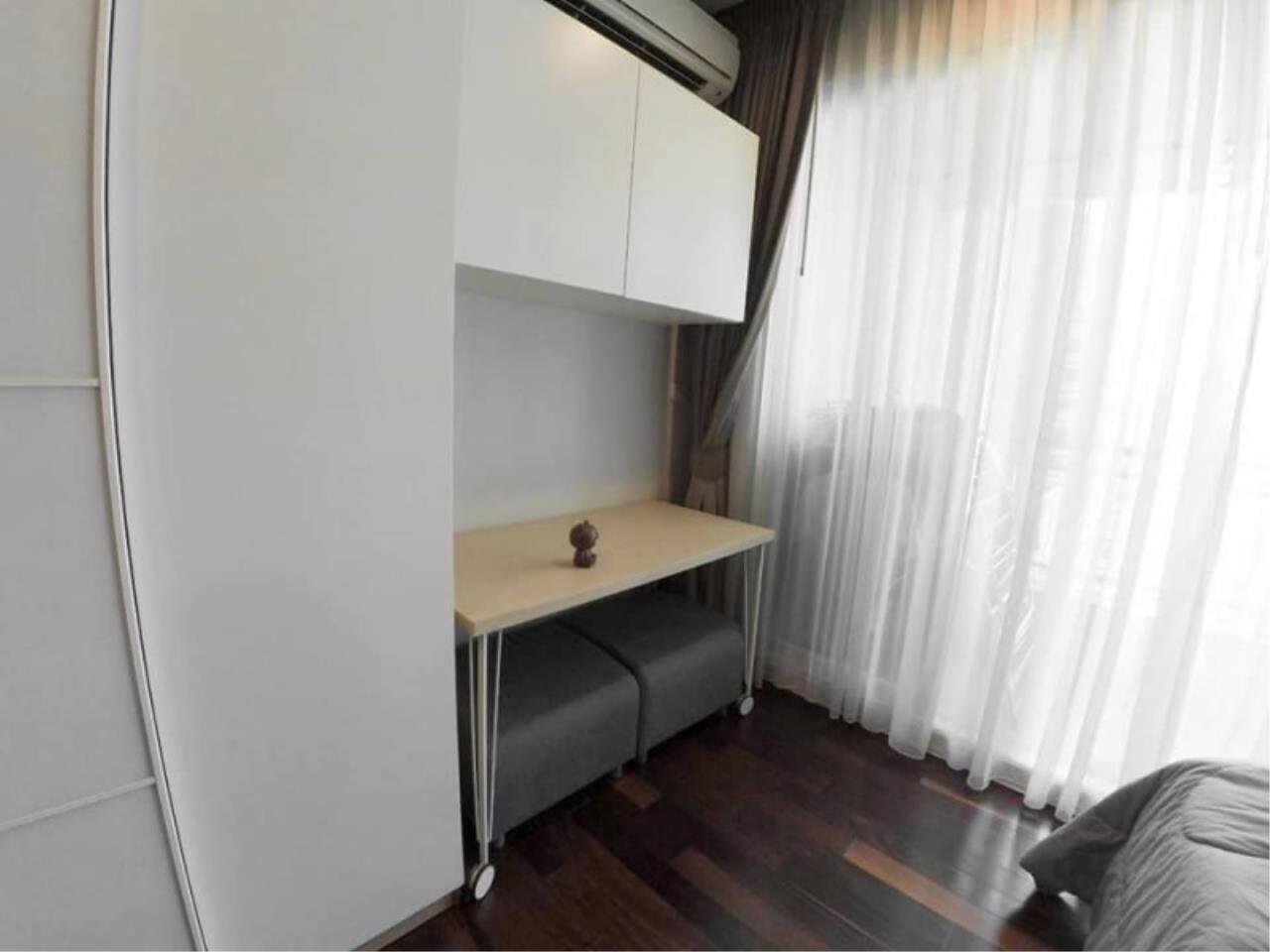 Century21 Skylux Agency's Circle Condominium / Condo For Sale / 1 Bedroom / 33.51 SQM / MRT Phetchaburi / Bangkok 6