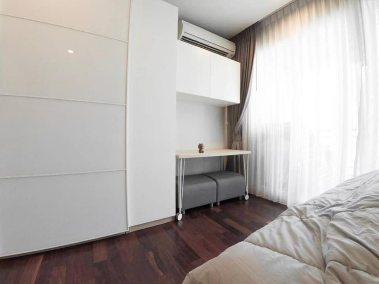 Century21 Skylux Agency's Circle Condominium / Condo For Sale / 1 Bedroom / 33.51 SQM / MRT Phetchaburi / Bangkok 7