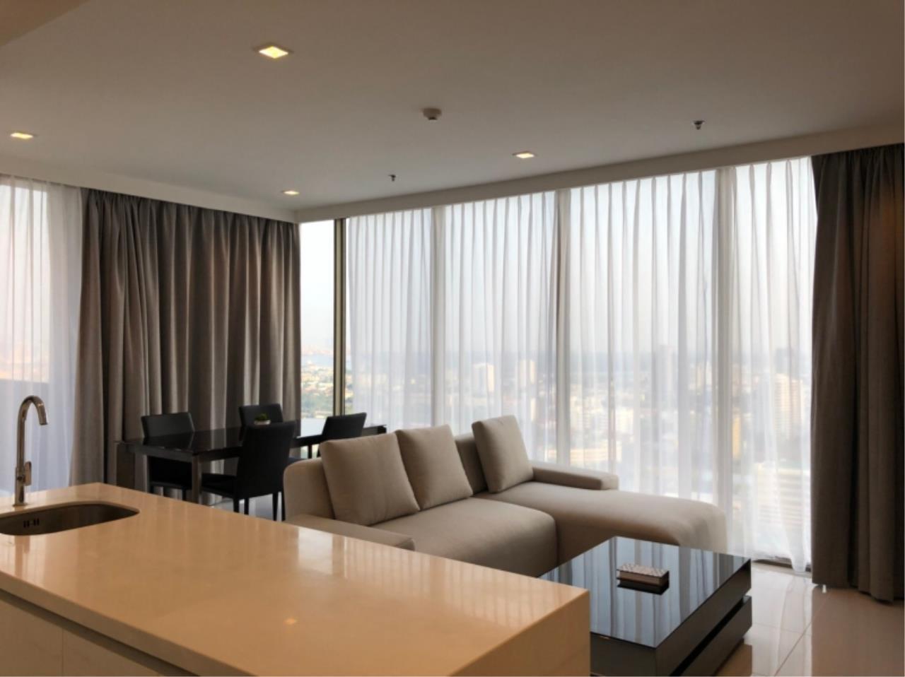Century21 Skylux Agency's Nara 9 by Eastern Star / Condo For Rent / 2 Bedroom / 78 SQM / BTS Chong Nonsi / Bangkok 1