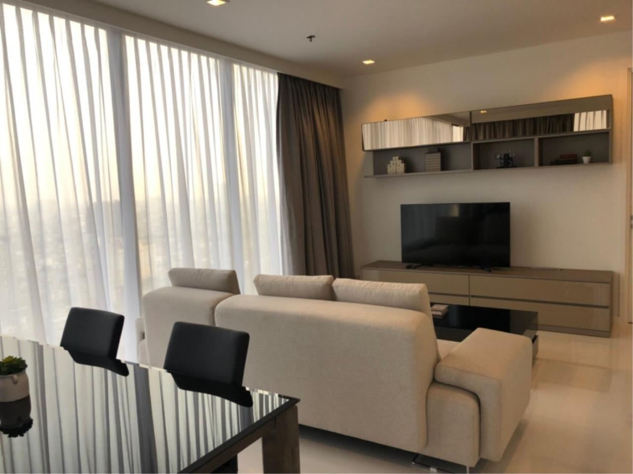 Century21 Skylux Agency's Nara 9 by Eastern Star / Condo For Rent / 2 Bedroom / 78 SQM / BTS Chong Nonsi / Bangkok 4