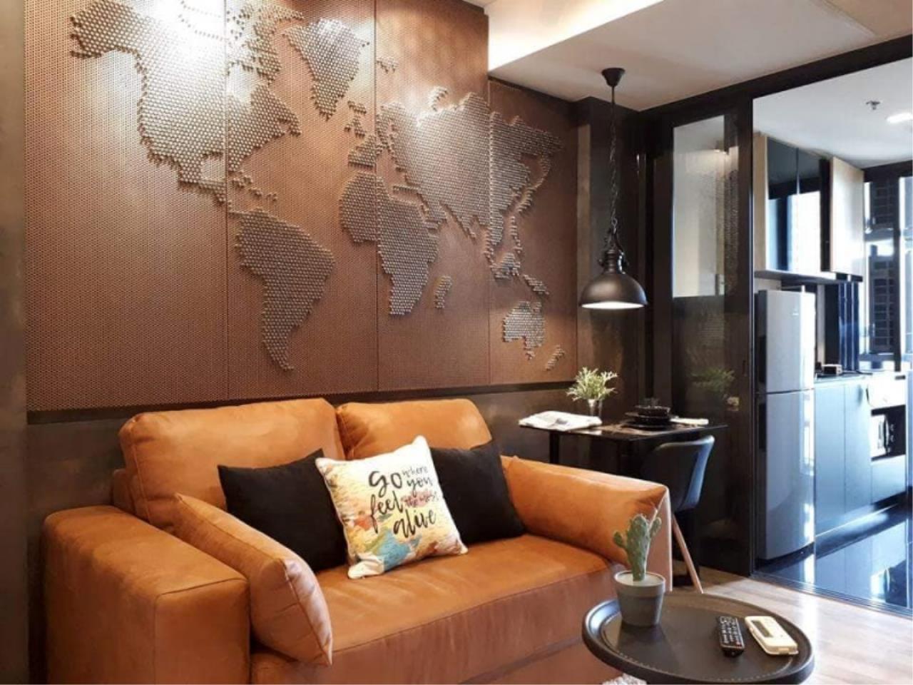 Century21 Skylux Agency's THE LINE Jatujak-Mochit / Condo For Sale / 1 Bedroom / 33.59 SQM / BTS Mo Chit / Bangkok 2