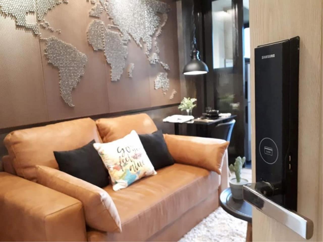 Century21 Skylux Agency's THE LINE Jatujak-Mochit / Condo For Sale / 1 Bedroom / 33.59 SQM / BTS Mo Chit / Bangkok 1