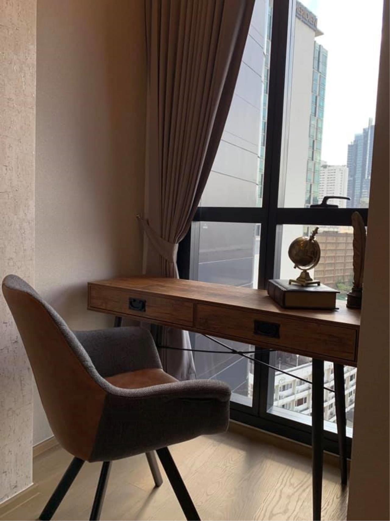 Century21 Skylux Agency's Ashton Chula-Silom / Condo For Rent / 1 Bedroom / 34 SQM / MRT Sam Yan / Bangkok 6