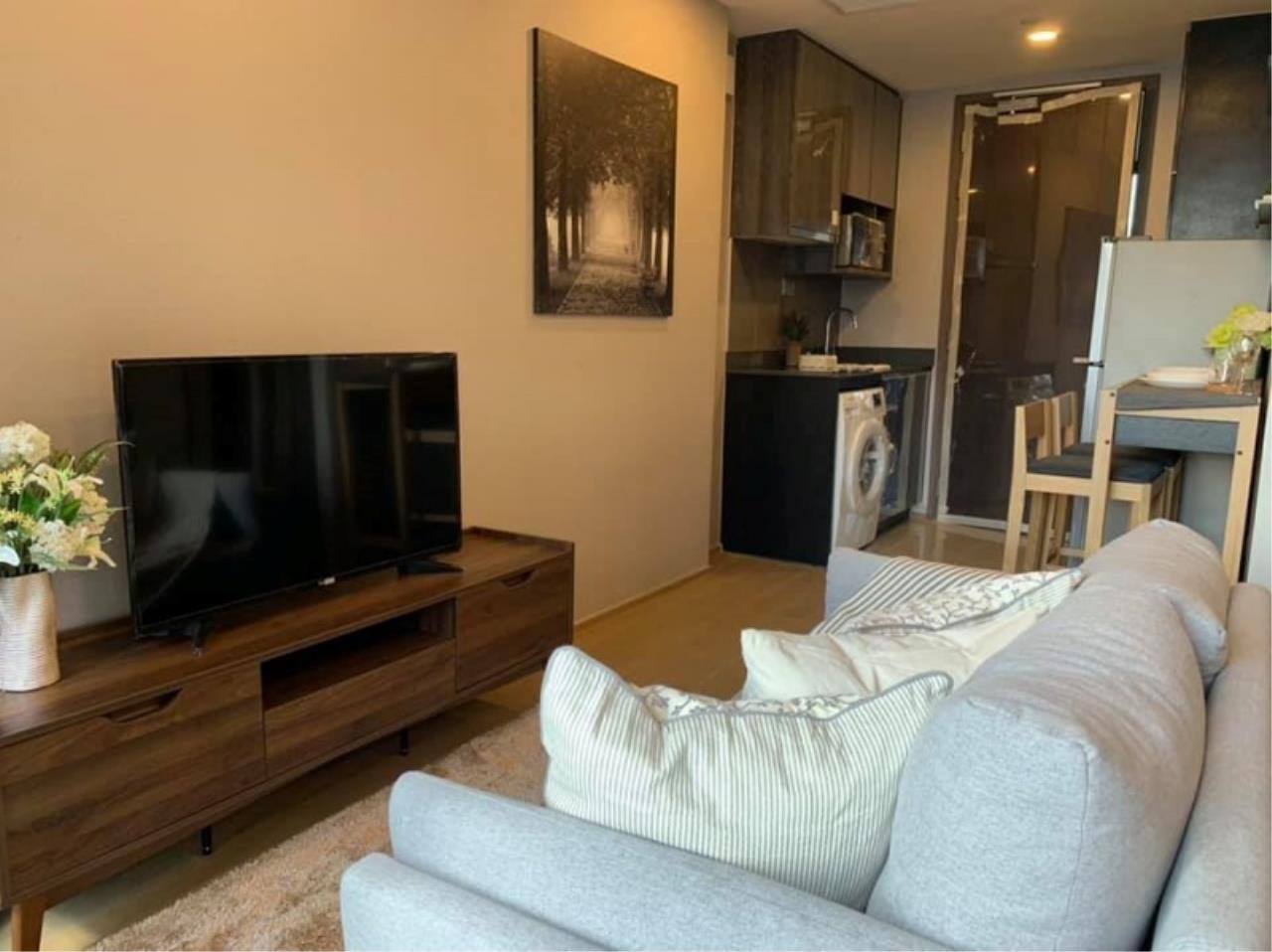 Century21 Skylux Agency's Ashton Chula-Silom / Condo For Rent / 1 Bedroom / 34 SQM / MRT Sam Yan / Bangkok 2