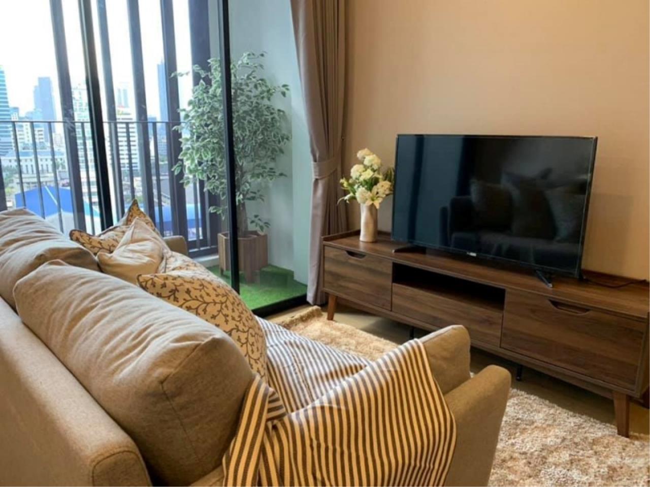 Century21 Skylux Agency's Ashton Chula-Silom / Condo For Rent / 1 Bedroom / 34 SQM / MRT Sam Yan / Bangkok 3