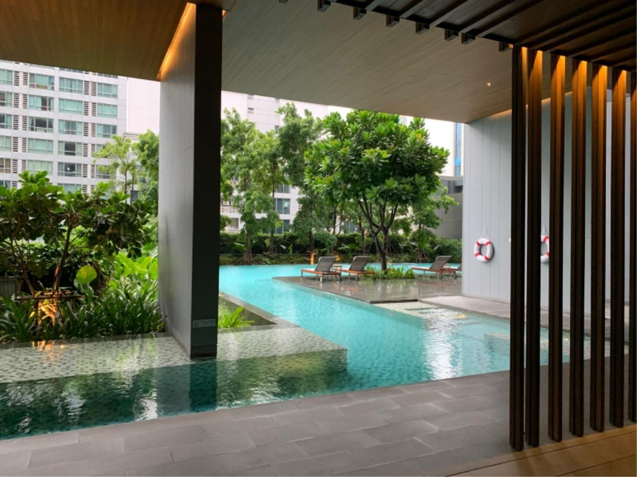 Century21 Skylux Agency's Hyde Sukhumvit / Condo For Sale / 1 Bedroom / 45.77 SQM / BTS Nana / Bangkok 10