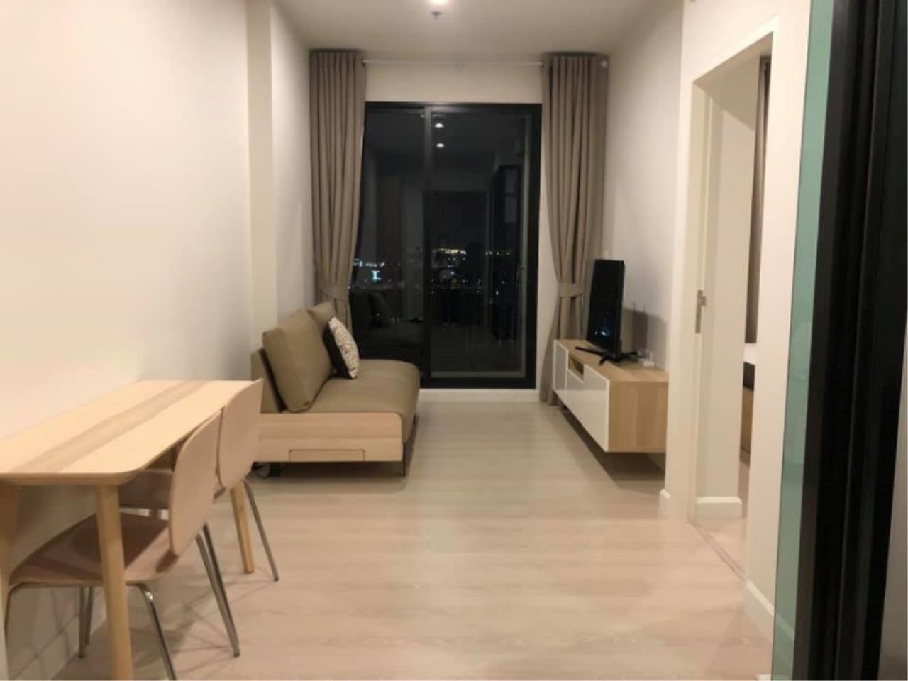 Century21 Skylux Agency's The Niche Pride Thonglor-Phetchaburi / Condo For Rent / 1 Bedroom / 35.46 SQM / MRT Phetchaburi / Bangkok 1