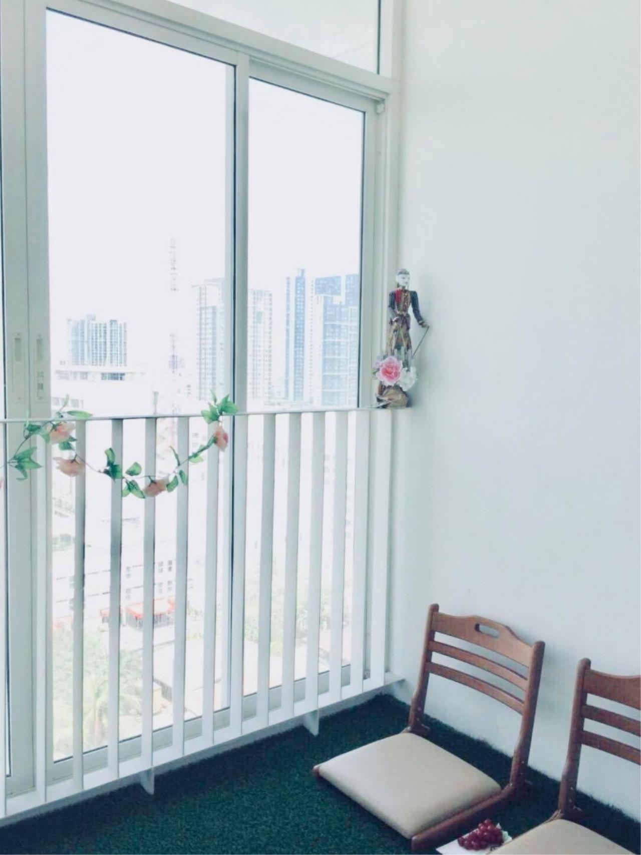 Century21 Skylux Agency's Ideo Verve Sukhumvit / Condo For Rent / 2 Bedroom / 64 SQM / BTS On Nut / Bangkok 8