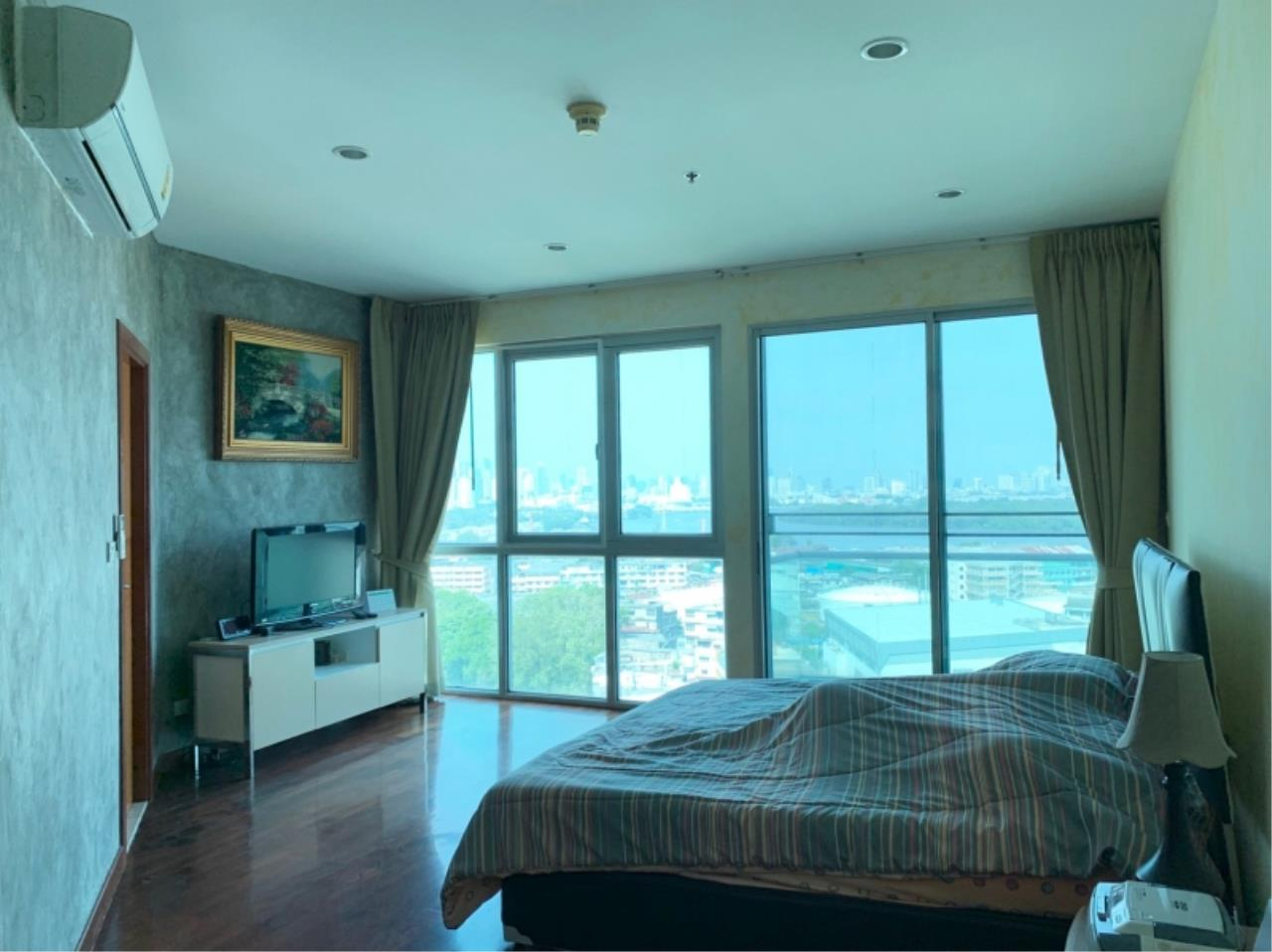 Century21 Skylux Agency's The Star Estate @ Narathiwas / Condo For Rent / 3 Bedroom / 165.09 SQM / BTS Chong Nonsi / Bangkok 4