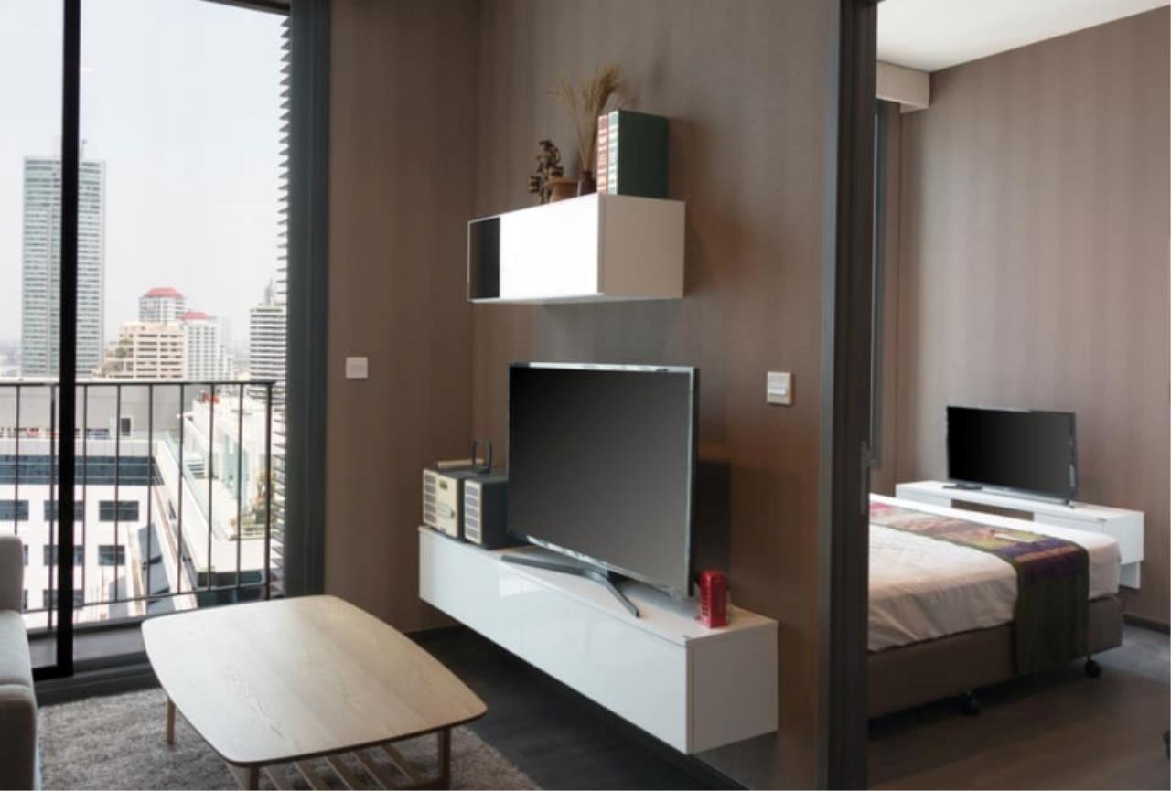 Century21 Skylux Agency's Edge Sukhumvit 23 / Condo For Rent / 1 Bedroom / 31 SQM / BTS Asok / Bangkok 3