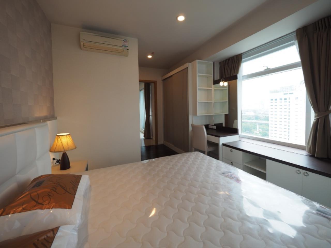 Century21 Skylux Agency's Circle Condominium / Condo For Rent / 1 Bedroom / 46 SQM / MRT Phetchaburi / Bangkok 4