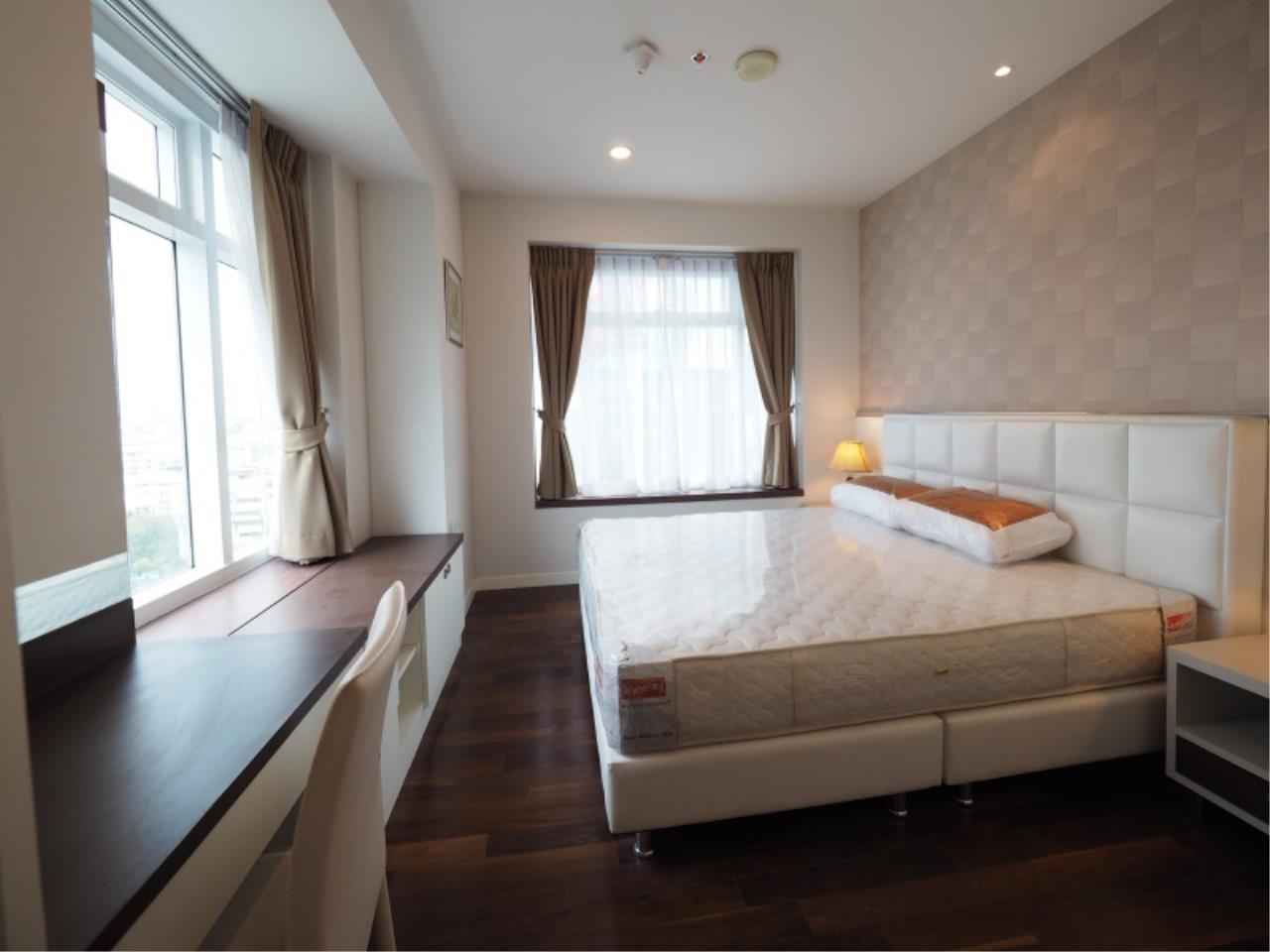 Century21 Skylux Agency's Circle Condominium / Condo For Rent / 1 Bedroom / 46 SQM / MRT Phetchaburi / Bangkok 5