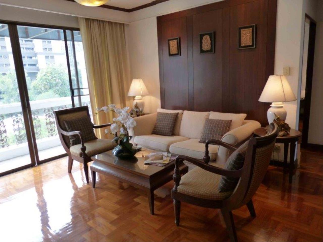 Century21 Skylux Agency's Piya Place Tonson / Apartment (Serviced) For Rent / 2 Bedroom / 88 SQM / BTS Chit Lom / Bangkok 2