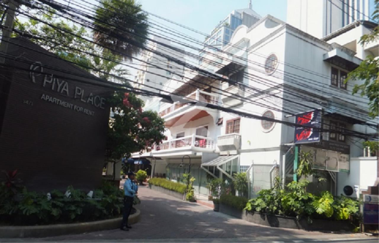 Century21 Skylux Agency's Piya Place Tonson / Apartment (Serviced) For Rent / 2 Bedroom / 88 SQM / BTS Chit Lom / Bangkok 10