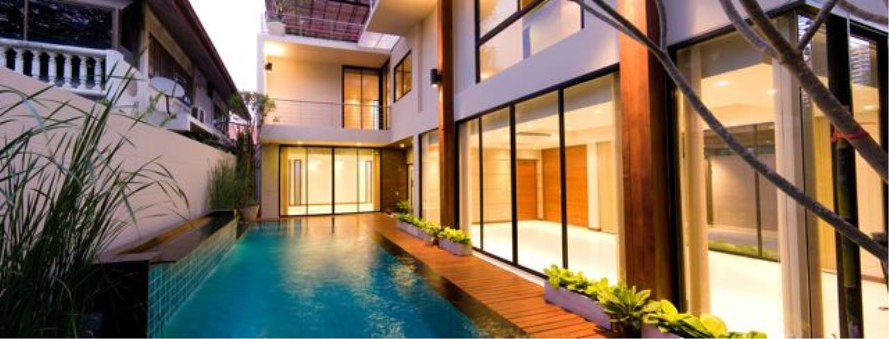Century21 Skylux Agency's Single House / Single House For Rent / 4 Bedroom / 550 SQM / BTS Thong Lo / Bangkok 1