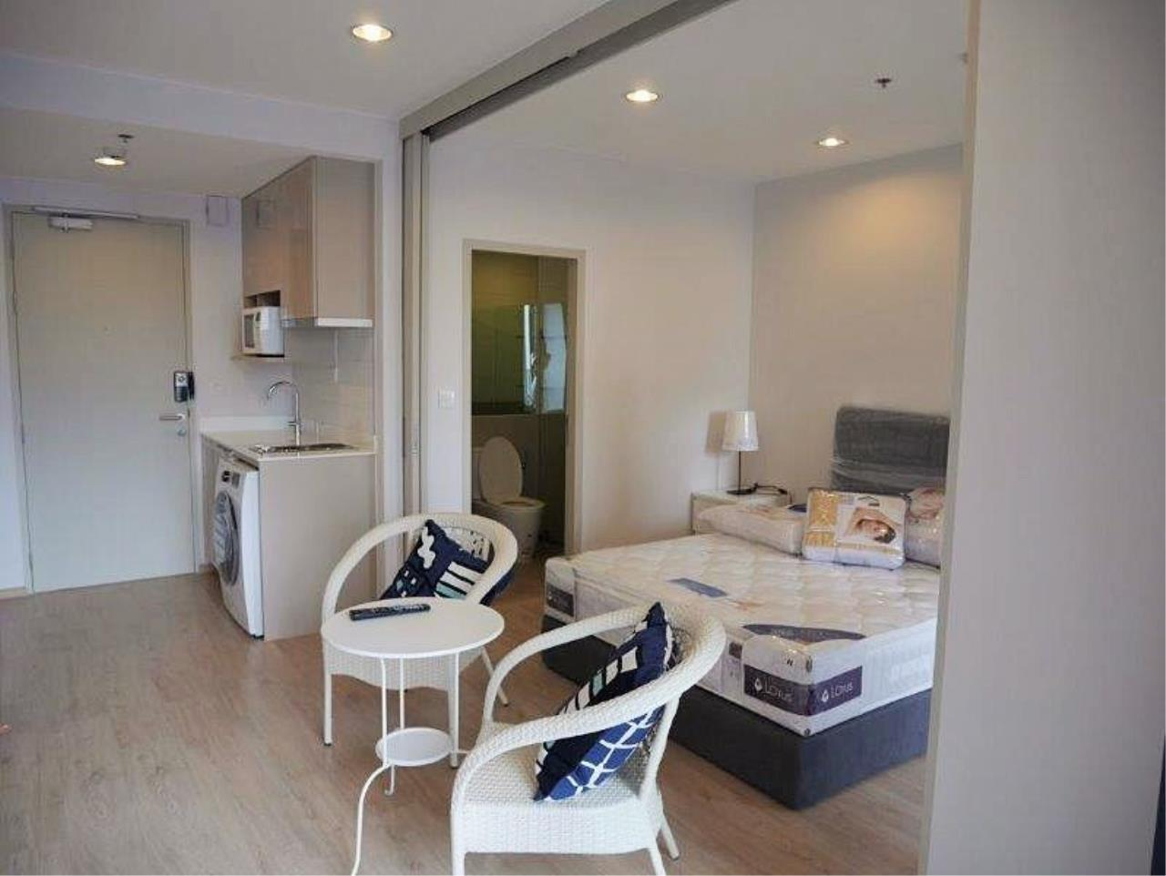 Century21 Skylux Agency's Ideo Q Ratchathewi / Condo For Rent / 1 Bedroom / 34 SQM / BTS Ratchathewi / Bangkok 1