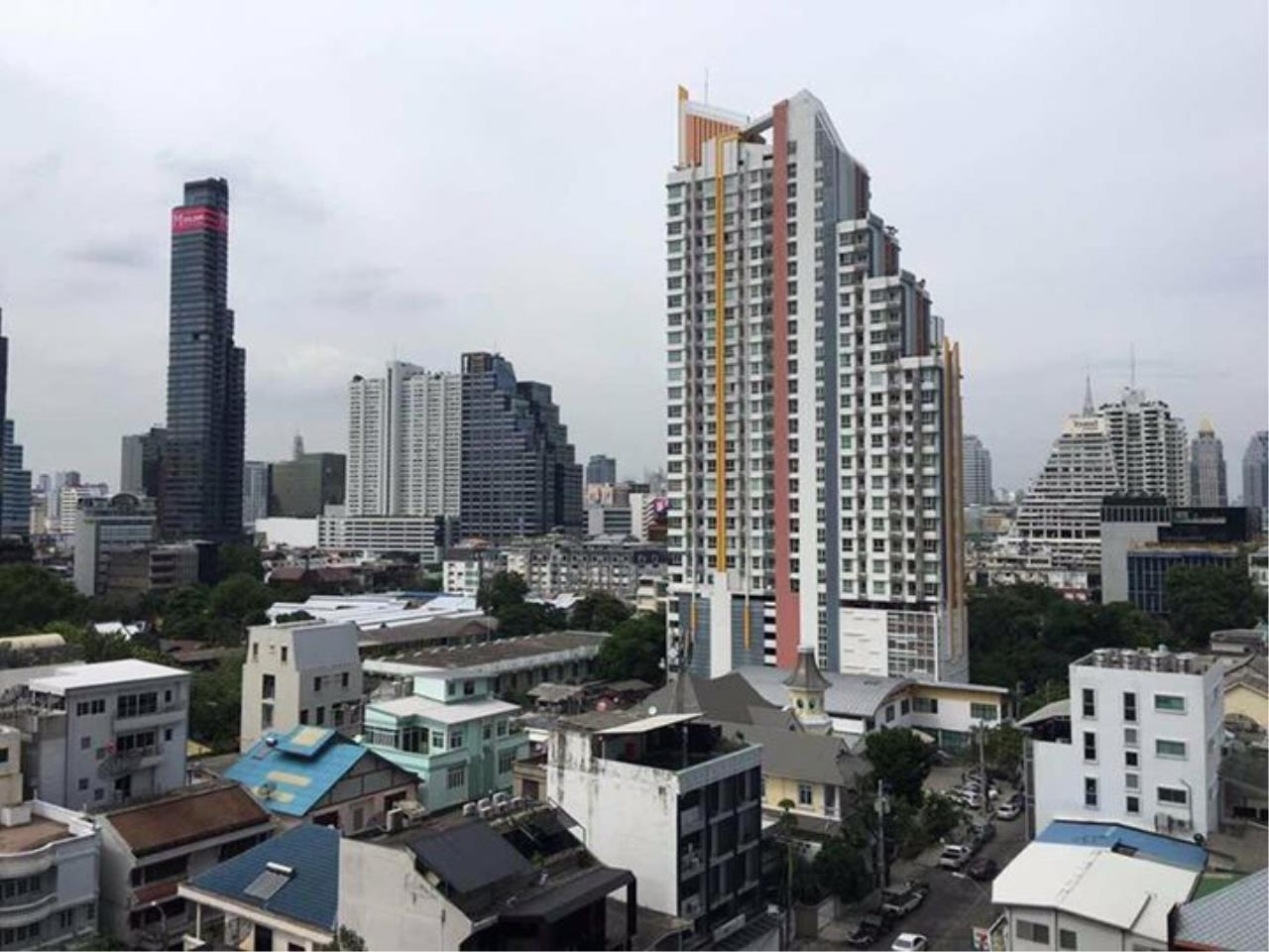 Century21 Skylux Agency's The Address Sathorn / Condo For Sale / 2 Bedroom / 66 SQM / BTS Chong Nonsi / Bangkok 9
