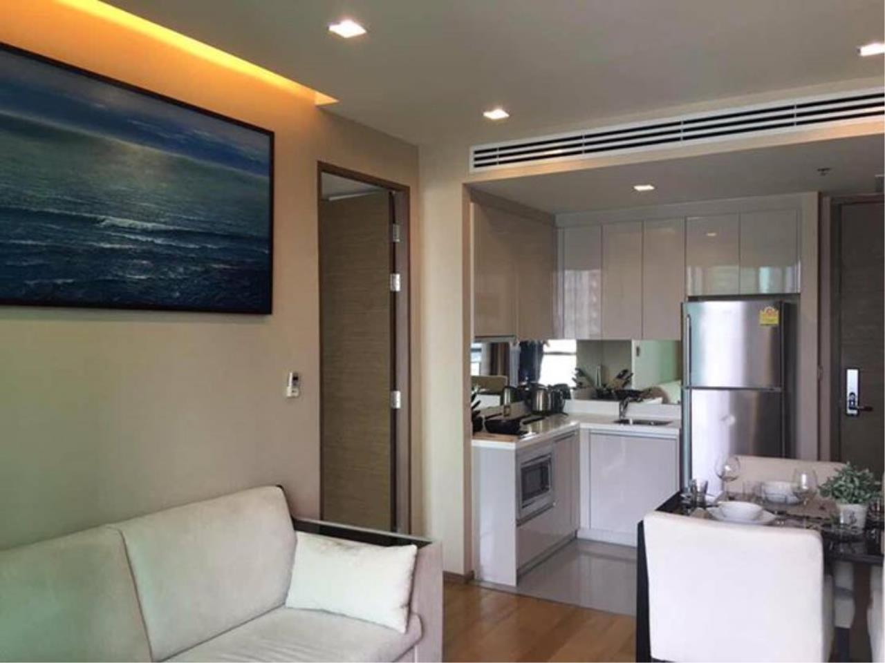 Century21 Skylux Agency's The Address Sathorn / Condo For Sale / 2 Bedroom / 66 SQM / BTS Chong Nonsi / Bangkok 6