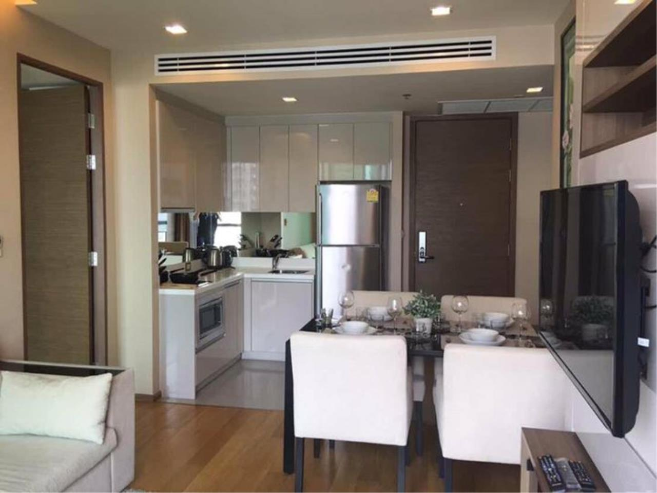 Century21 Skylux Agency's The Address Sathorn / Condo For Sale / 2 Bedroom / 66 SQM / BTS Chong Nonsi / Bangkok 2
