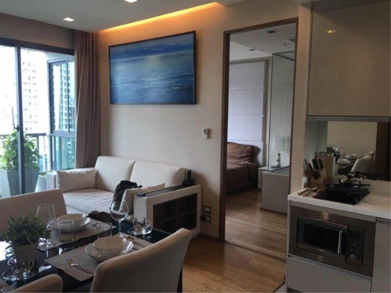 Century21 Skylux Agency's The Address Sathorn / Condo For Sale / 2 Bedroom / 66 SQM / BTS Chong Nonsi / Bangkok 1