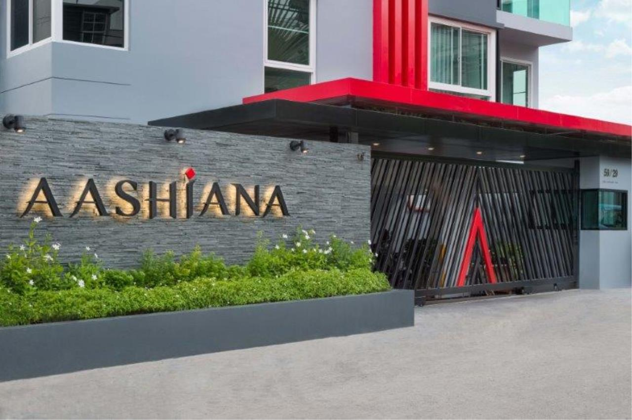 Century21 Skylux Agency's Aashiana Sukhumvit 26 / Apartment (Serviced) For Rent / 3 Bedroom / 120 SQM / BTS Phrom Phong / Bangkok 14